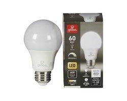 A19 LED Light Bulb Cool White 9 W