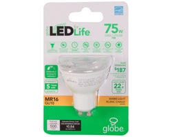 GU10 LED Reflector Light Bulb 7 W