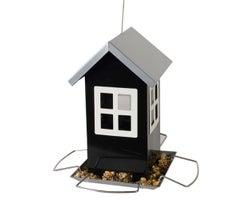 Mangeoire pour oiseaux Maison 7 1/2 po