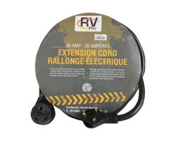 Extension Cord 30 A - 25 ft.