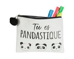 Trousse de rangement Pandas
