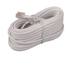 Modular Telephone Line Cord 25 ft.