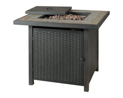 Bali Outdoor Propane Fireplace