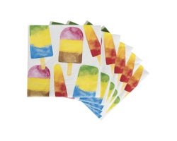Table Napkins Popsicle (20-Pack)
