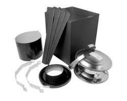 2100° CF Sentinel Chimney Cathedral Ceiling Support Kit 6in.