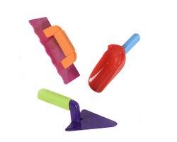 Outils-jouets pour la neige