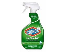 Nettoyant javellisant désinfectant Clorox Clean-Up 946ml