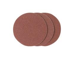 Sanding Discs 6 in. #80 (3-Pack)