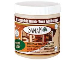 Vernis hybride à l'huile Satiné 236 ml