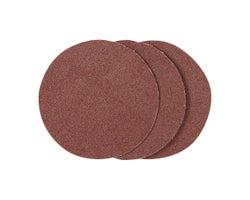 Sanding Discs 6 in. #60 (3-Pack)