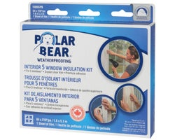 Window Insulation Kit 64 in. x 210 in.