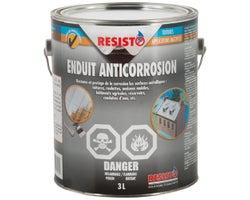 Revêtement élastomère pour toiture métalliqueAluminium 3 L