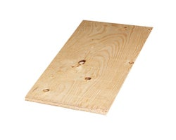 D-Grade Spruce Plywood 3/8in.x4ft.X8ft.