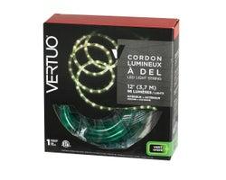 Cordon lumineux flexible 12 pi Vert