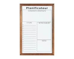 Tableau planificateur