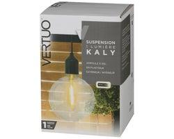Suspension 1 lumière Kaly