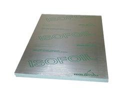 Panneau isolant et pare-vapeur ISOFOIL 3 po x 4 pi x 8 pi