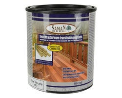 Exterior Translucent Neutral Base Wood Stain 946 ml