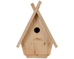 Gable Birdhouse 10 in.