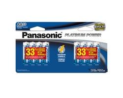 Piles Panasonic AA (Paquet de 16)