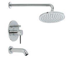 Elos Bathtub & Shower Faucet
