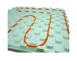 ISORAD V2 Insulation Panel for Radiant Floor Heating , 2-1/2 in. x 4 ft. x 4 ft.
