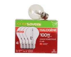Ampoules halogènes A1972 W (Paquet de 4)