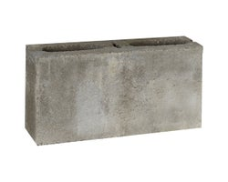 Hollow Concrete Block 4 in.