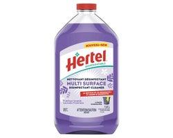 Nettoyant désinfectant multisurface Hertel 1,4 L