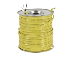 Interior Electrical Wire NMD-90, 12/2 Yellow (Bulk)