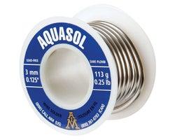 Soudure sans-plomb Aquasol 113 g