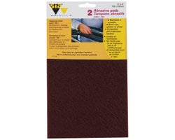 Fine Abrasive Pads #00 (2-Pack)