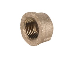 Brass Cap 3/4 in.