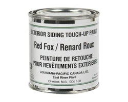 Exterior Siding Touch-Up Paint Red Fox 284 ml
