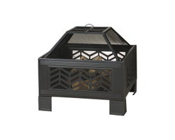 Piazza Outdoor Fireplace