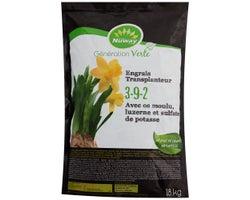 Transplant Fetilizer with powdered bone meal 3-9-2 1.8 kg