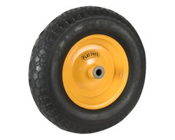 Wheelbarrow Wheel & Tire 15 in. (8 in. Rim)