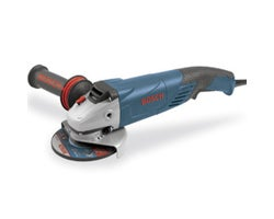 5 in. Rat Tail Angle Grinder No Lock-On Switch