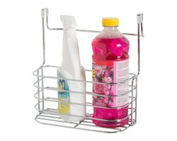 Towel Bar & Basket