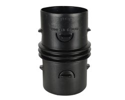 Agricultural Drain Interior Coupling 6 in.