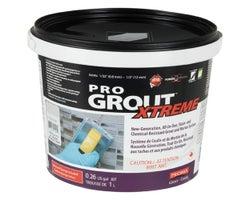 Pro Grout Xtreme Epoxy Grout 1 L Titanium