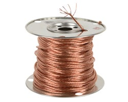 AWG #6 Copper Grounding Wire 75 m