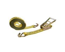 Sturdy Ratchet Strap 2 in. x 27 ft.