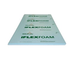 Iflexfoam 160 Insulating Panel 2-1/2 in. x 4 ft. x 8 ft.
