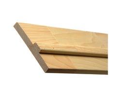 Machine-Cut Jointed Pine Door Frame Kit 3-9/16 in.