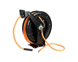 Air Hose & Reel 3/8 in. x 50 ft.