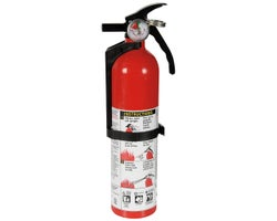 Household Fire Extinguisher - Class ABC, 2-1/2 lb