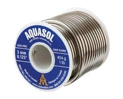 Soudure sans-plomb Aquasol 454 g
