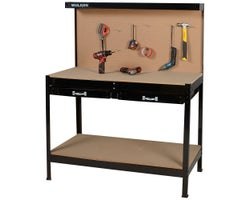 Heavy-Duty Workbench 48 in.