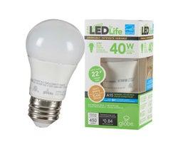 Ampoule DEL A15 Blanc doux 5,5 W